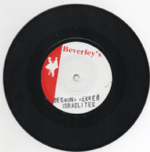 Desmond Dekker & The Aces - Israelites / version (Beverley's) UK 7""
